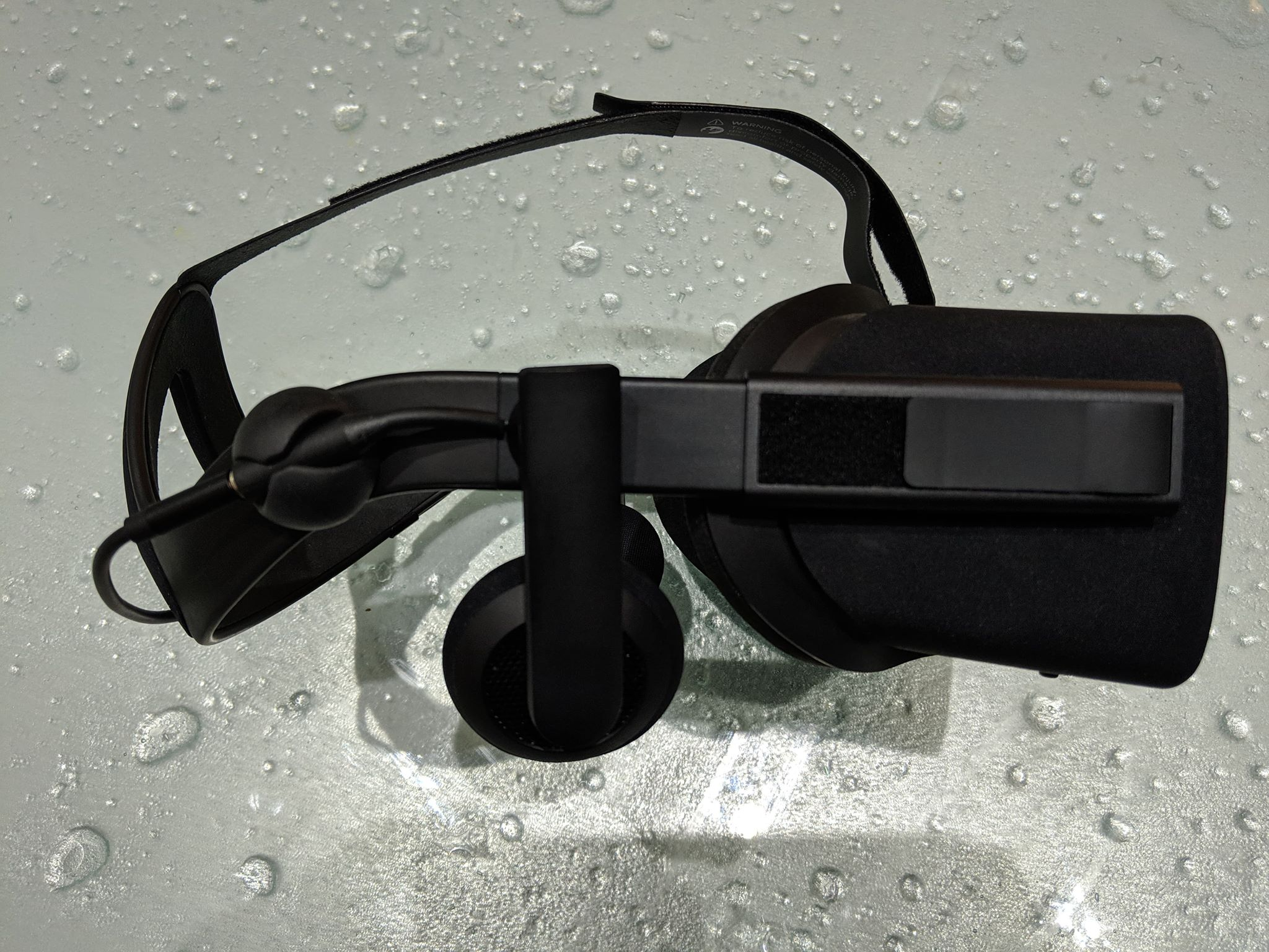 Fix your Oculus Rift audio failure for $0 00 with the RR1